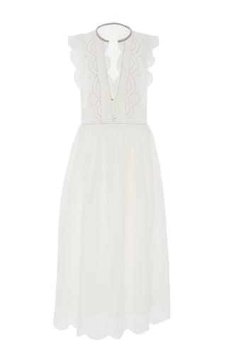 Medium alix of bohemia white fleetwood eyelet dress