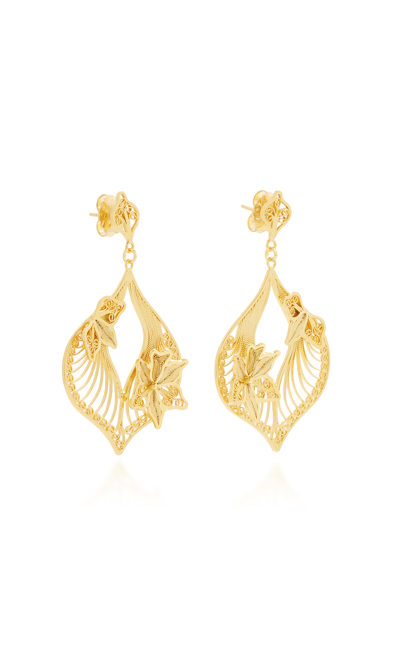 Moda operandi clara chandelier earrings by mallarino loading arubaitofo Images