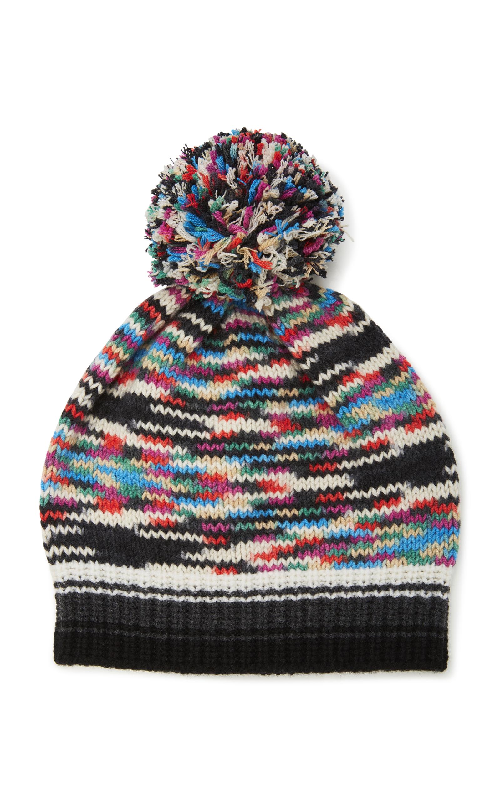 Space Dye Wool Hat Missoni l5kZK94nSx