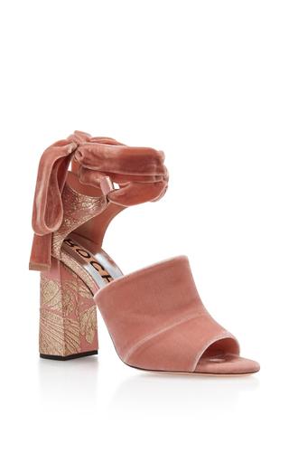 Medium rochas pink enea sandal