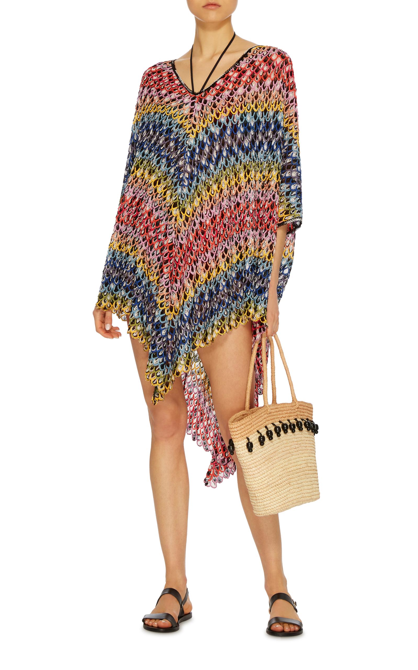 ebe229cba9c37 Crochet-Knit Coverup by Missoni Mare   Moda Operandi