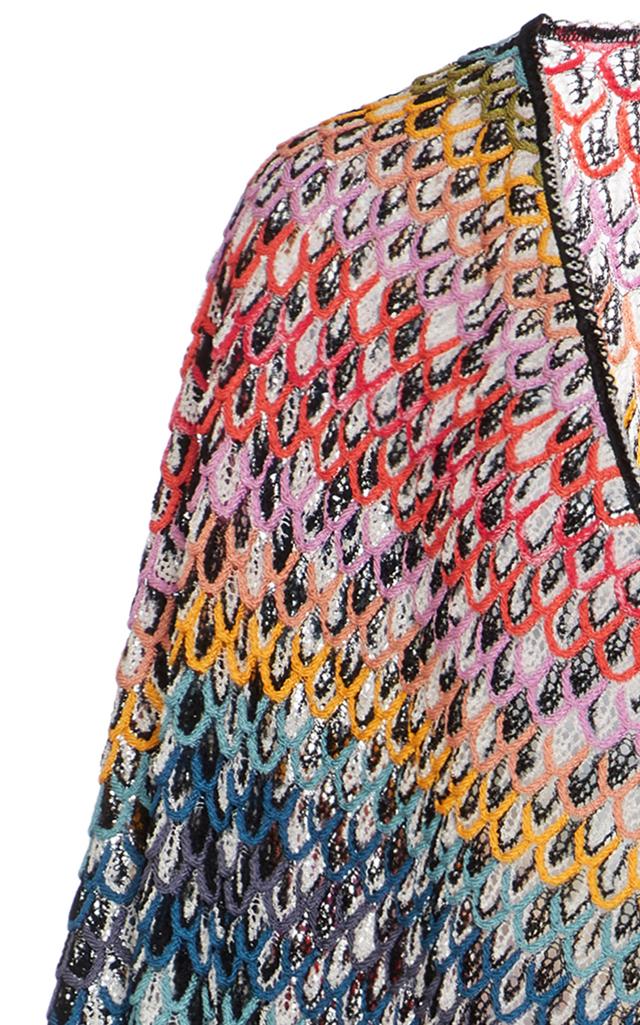 d80f9850ed Missoni MareCrochet-Knit Coverup. CLOSE. Loading. Loading. Loading