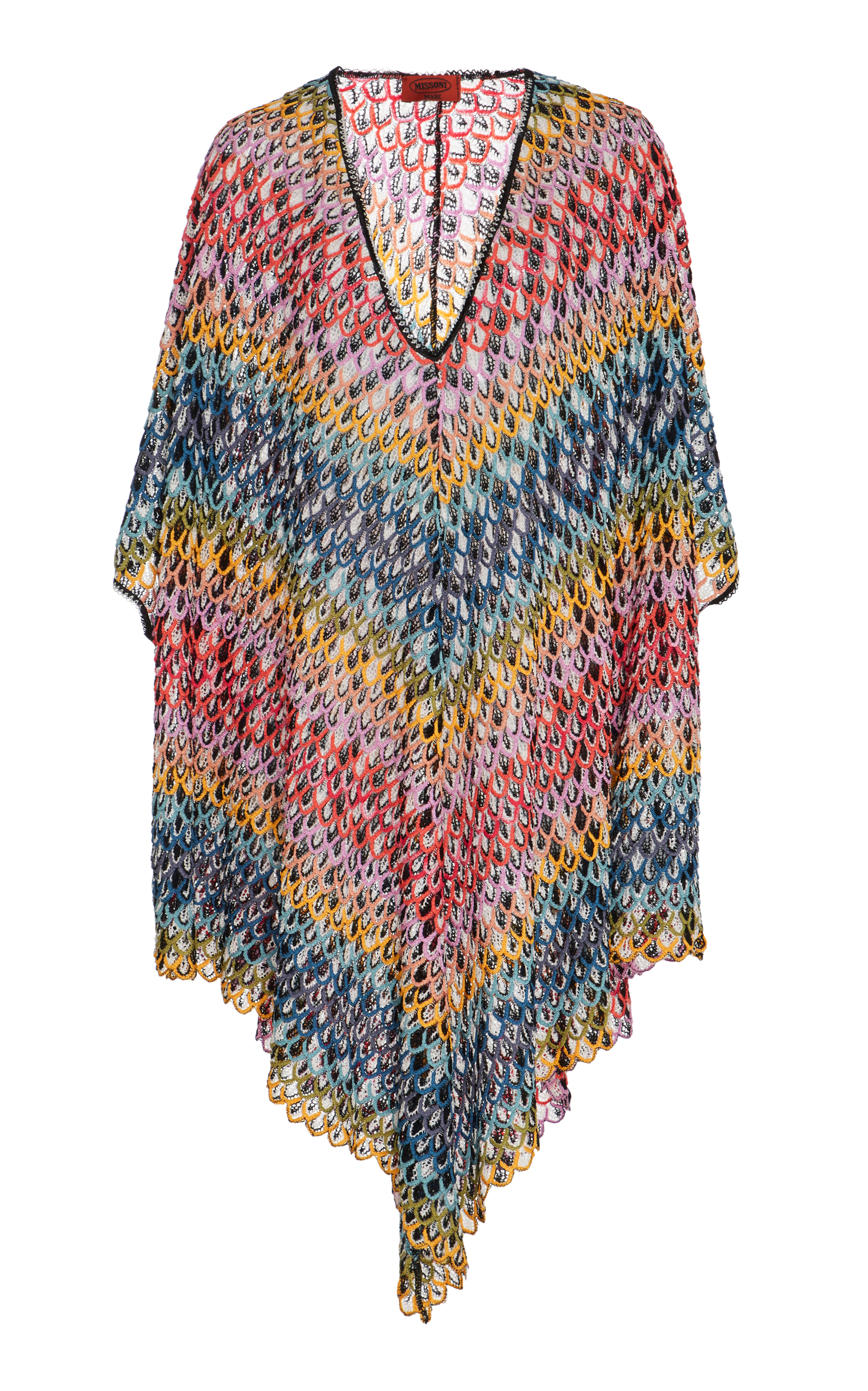532f198221 Crochet-Knit Coverup by Missoni Mare | Moda Operandi