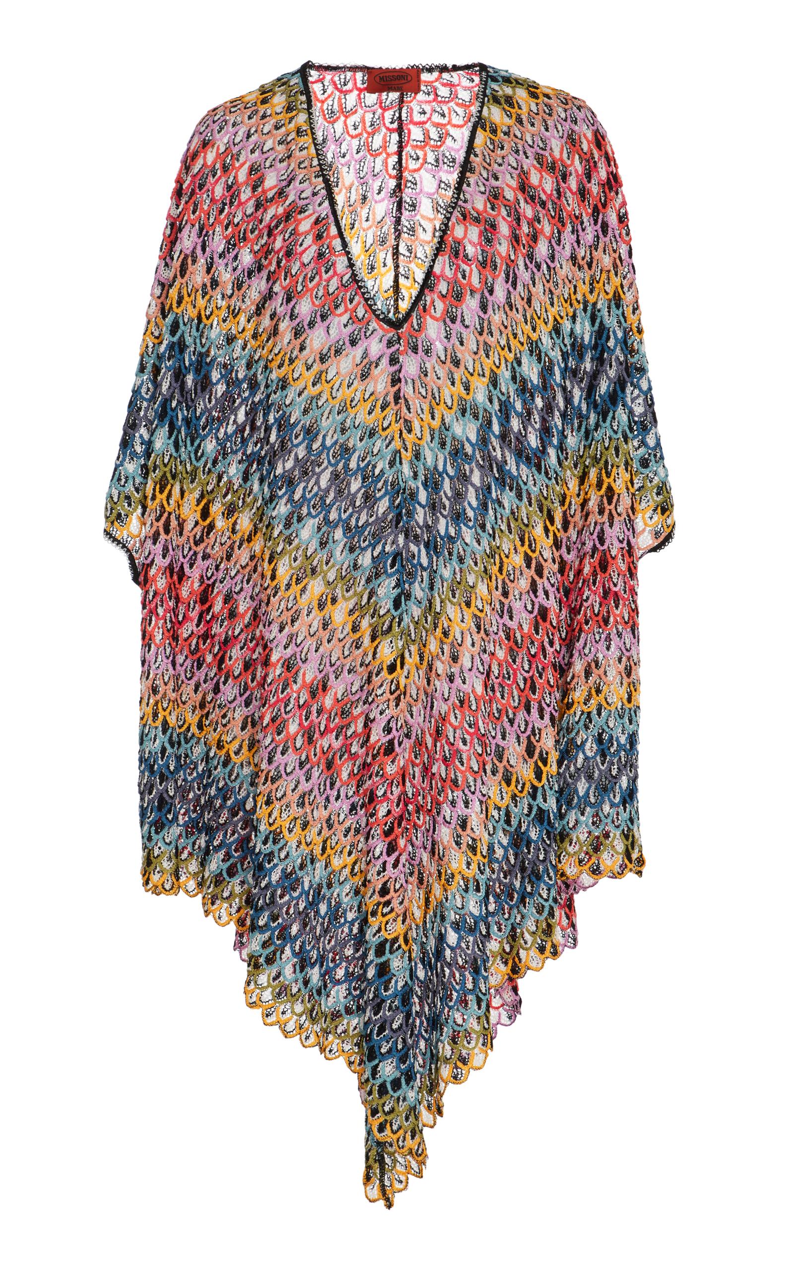 Crochet-Knit Coverup by Missoni Mare | Moda Operandi