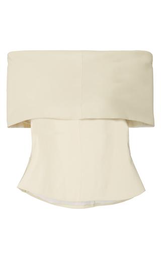 Medium rosetta getty neutral banded top