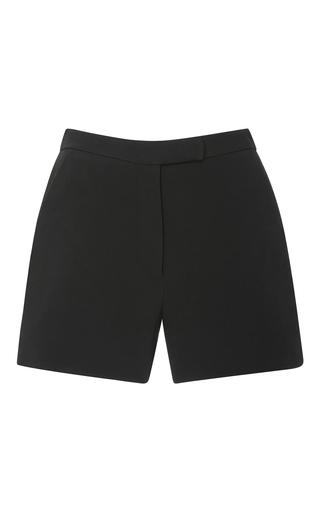 Medium elie saab black studded shorts
