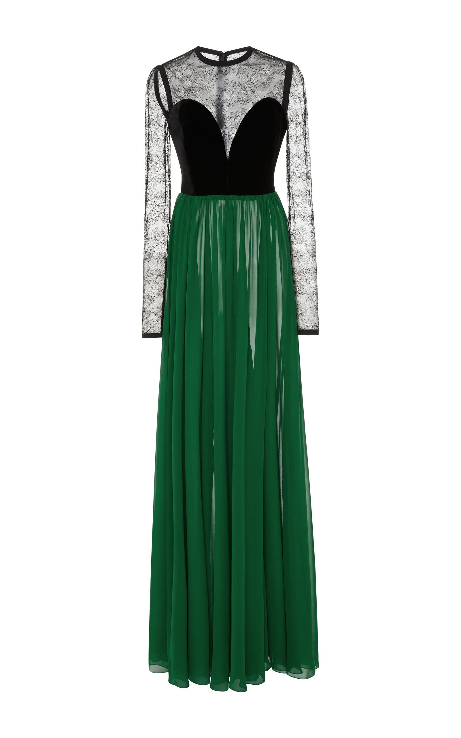 833e66994d4 Elie SaabStrapless Velvet Dress. CLOSE. Loading
