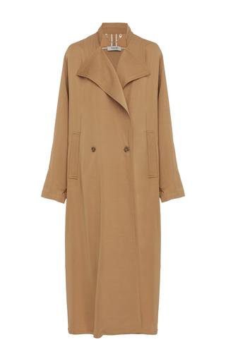 Medium rachel comey brown oversized trench coat