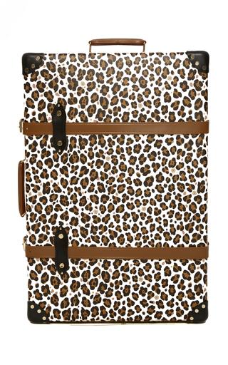 Medium charlotte olympia print leopard print leather shoe case