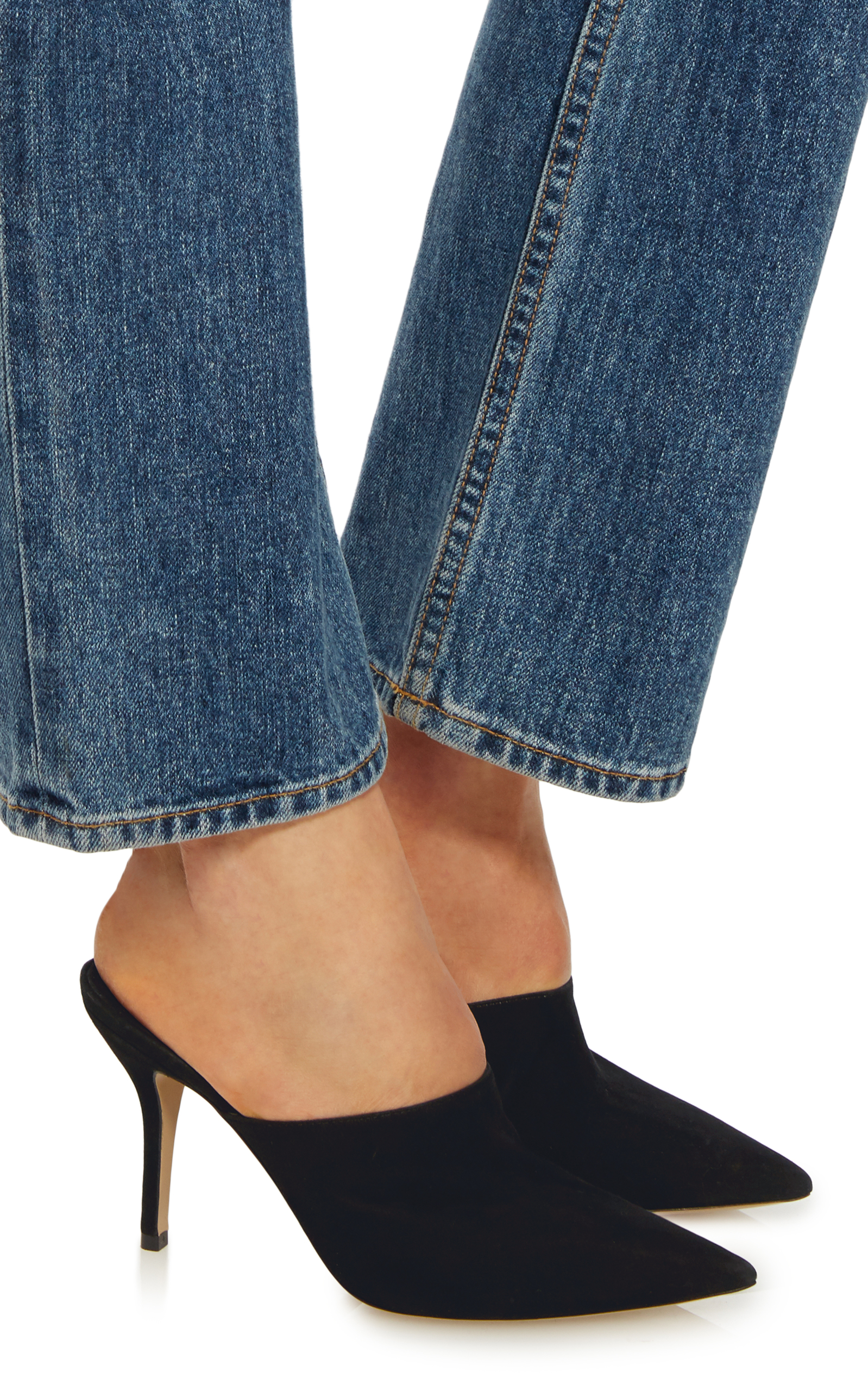 find great cheap online Paul Andrew suede Certosa mules cheap sale shop visit cheap price discount wide range of very cheap cheap online fNbRRpAy
