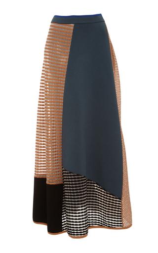 Medium roksanda ilincic multi kasamo knit skirt