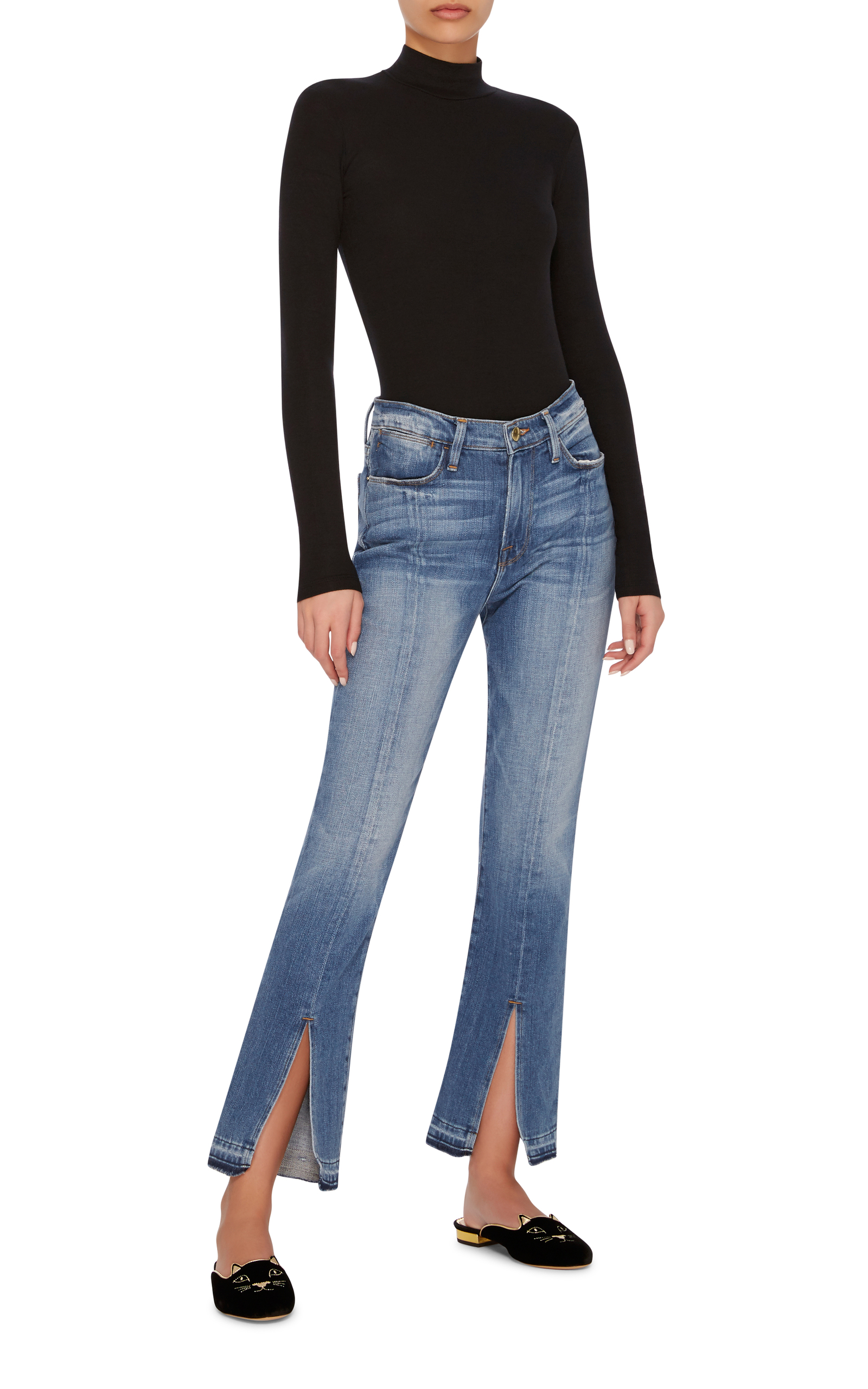 le nouveau jeans Frame Denim Clearance Get To Buy Buy Cheap Visit Recommend Discount Marketable Sale Many Kinds Of Udl4N