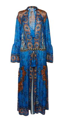 Medium etro print saffron dress 7