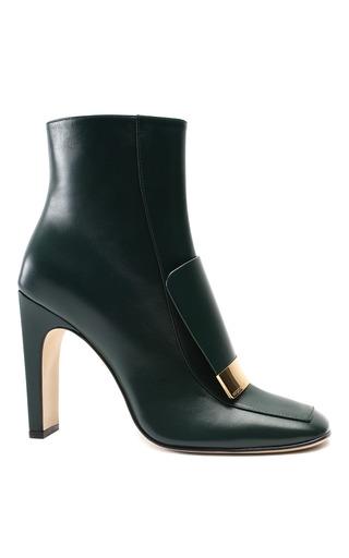 Medium sergio rossi green the sr1 ankle boot 2