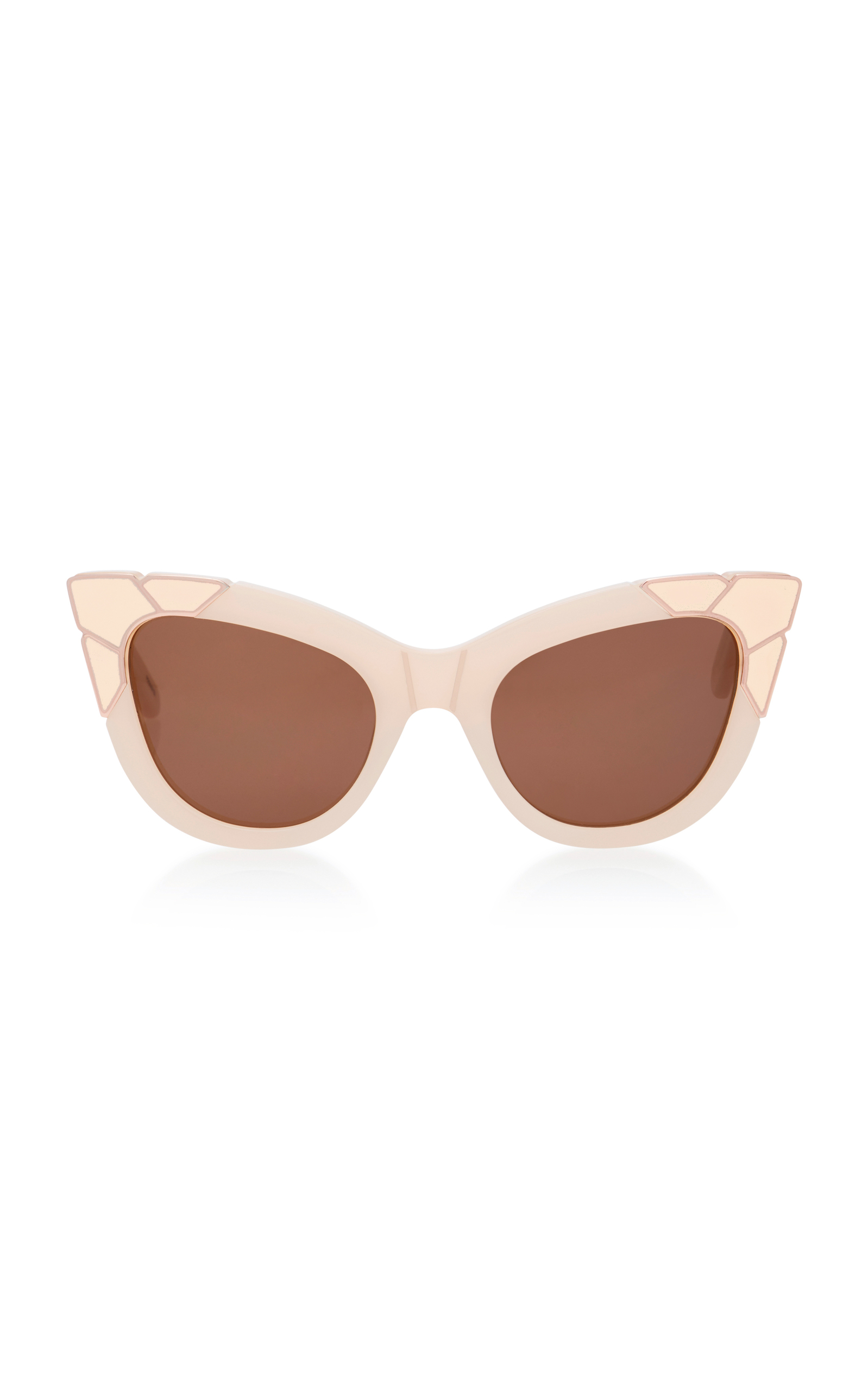 Eye Cat Sunglasses Pussamp; Boots Acetate Ybgvf76y