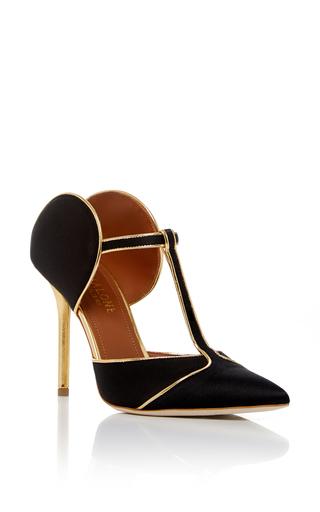 Medium malone souliers black imogen sandal