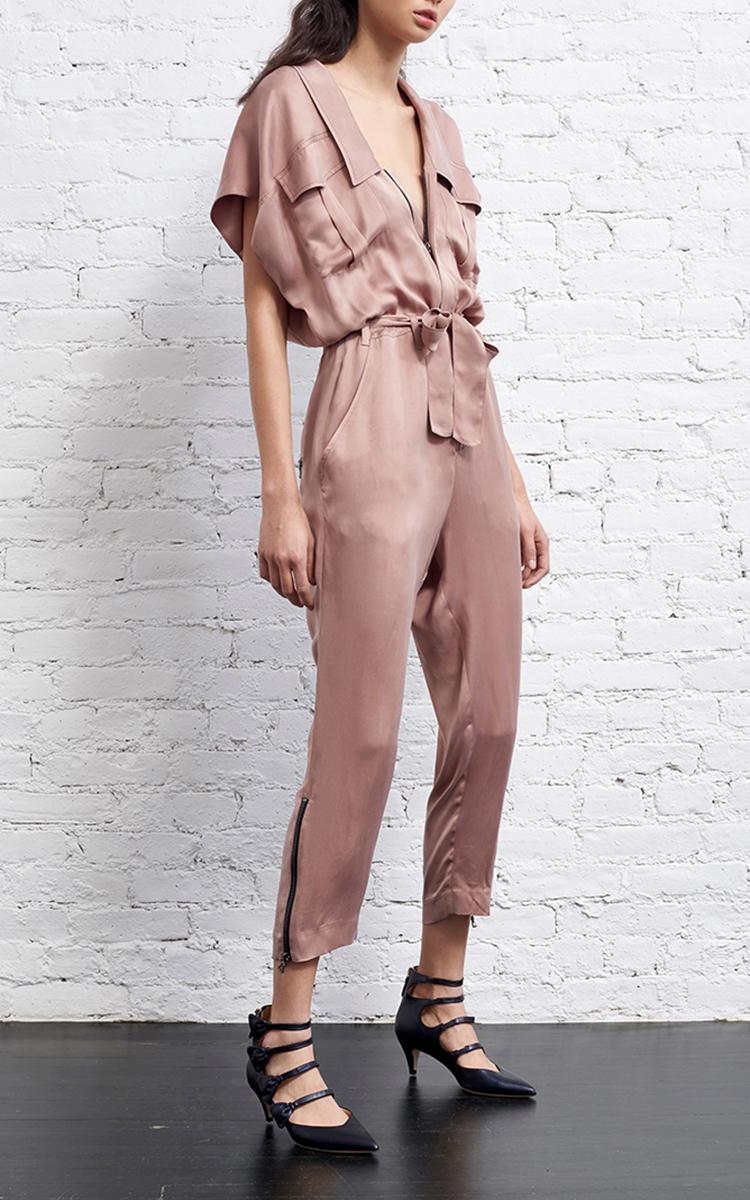 7c7022686d7 Marissa WebbAdair Zip Front Jumpsuit. CLOSE. Loading
