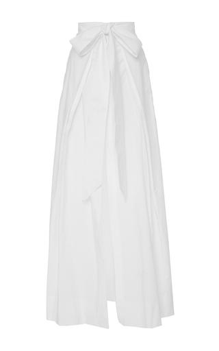 Medium kalita white avedon days maxi skirt