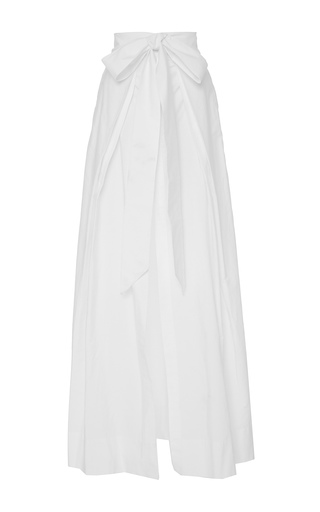 Medium kalita white avedon days maxi skirt
