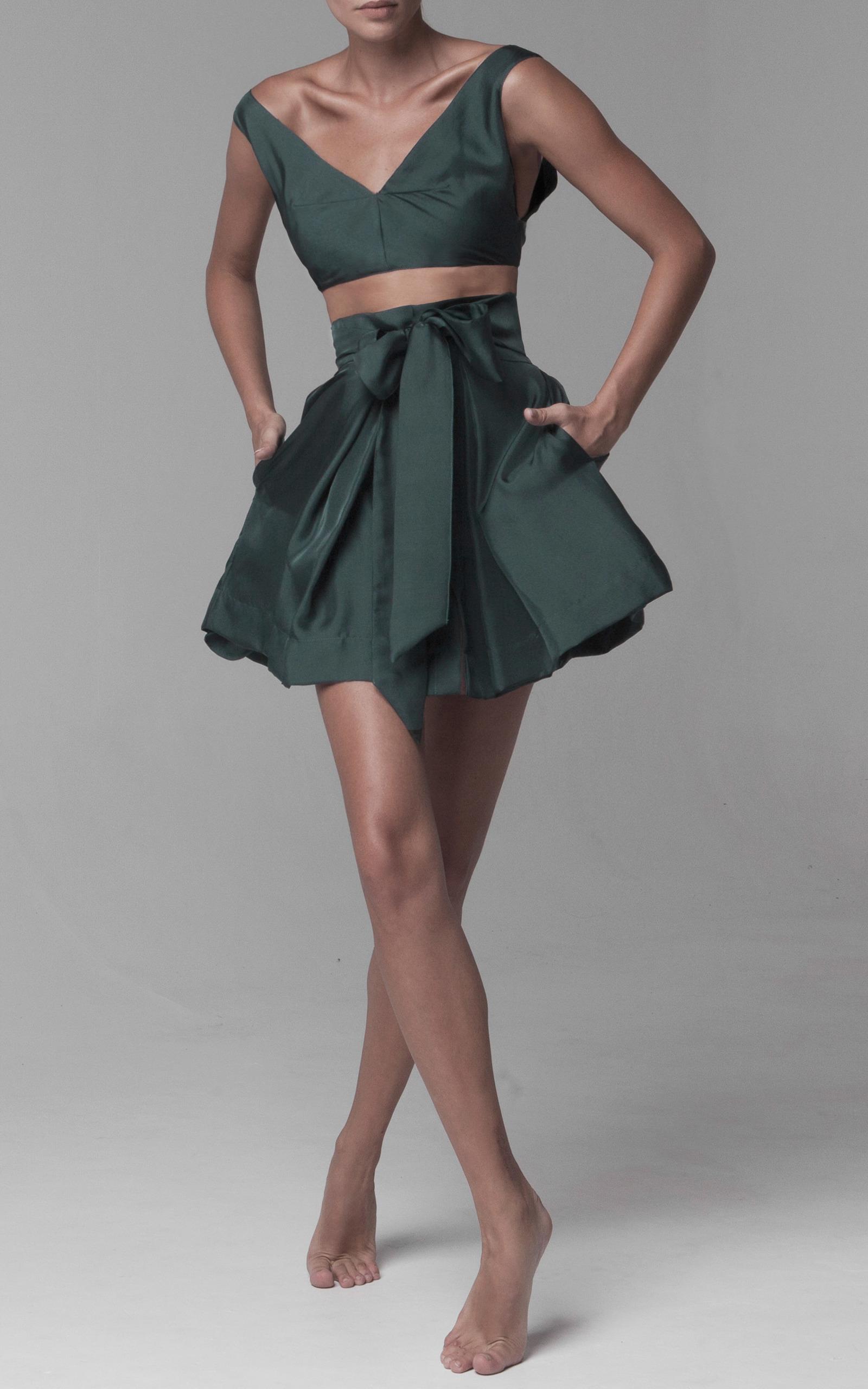 39a17370d Avedon Days Mini Skirt by Kalita | Moda Operandi