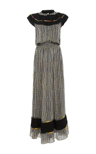 Medium talitha print kente cloth zahra dress