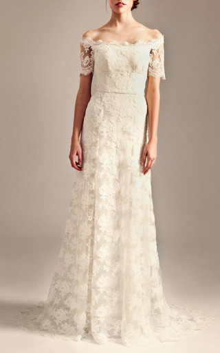 Medium temperley london white the sienna