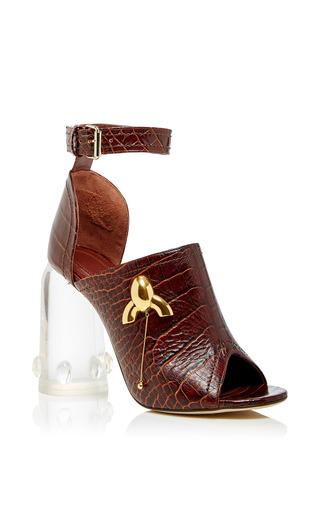 Medium ellery brown staccato sandal