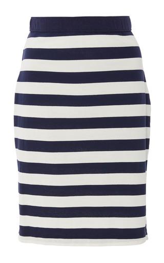 Medium mds stripes stripe paley mini pencil skirt
