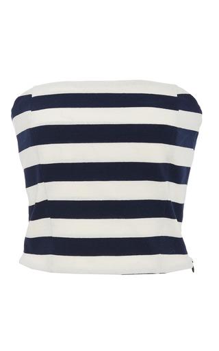 Medium mds stripes stripe striped bandeau top