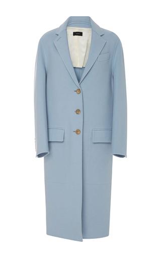 Medium joseph blue wool coat