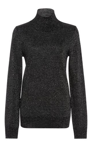 Medium joseph black turtleneck sweater