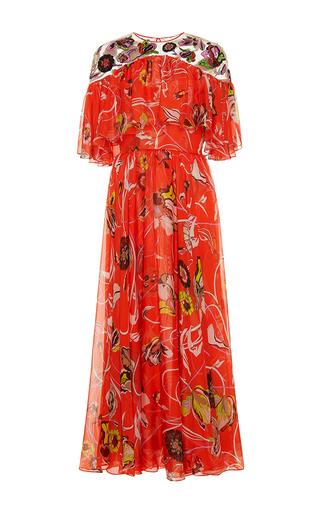 Emilio PucciEmbroidered Long Dress e12a6d1b0
