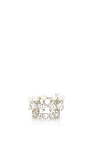 Medium colette jewelry llc silver princess earcuff