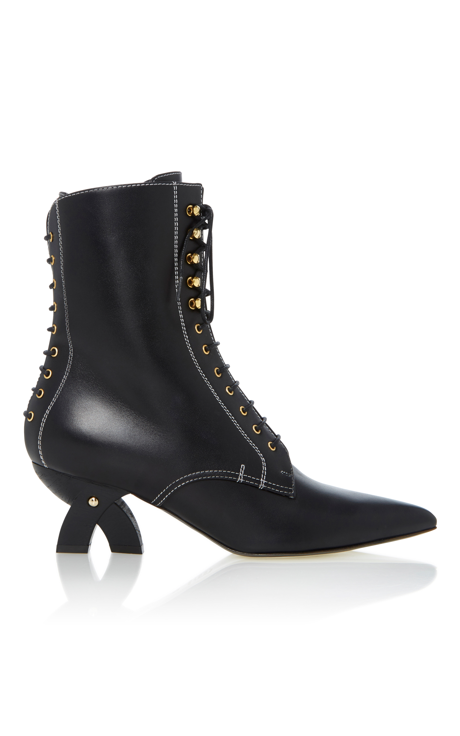 Loewe Leather Lace Ups