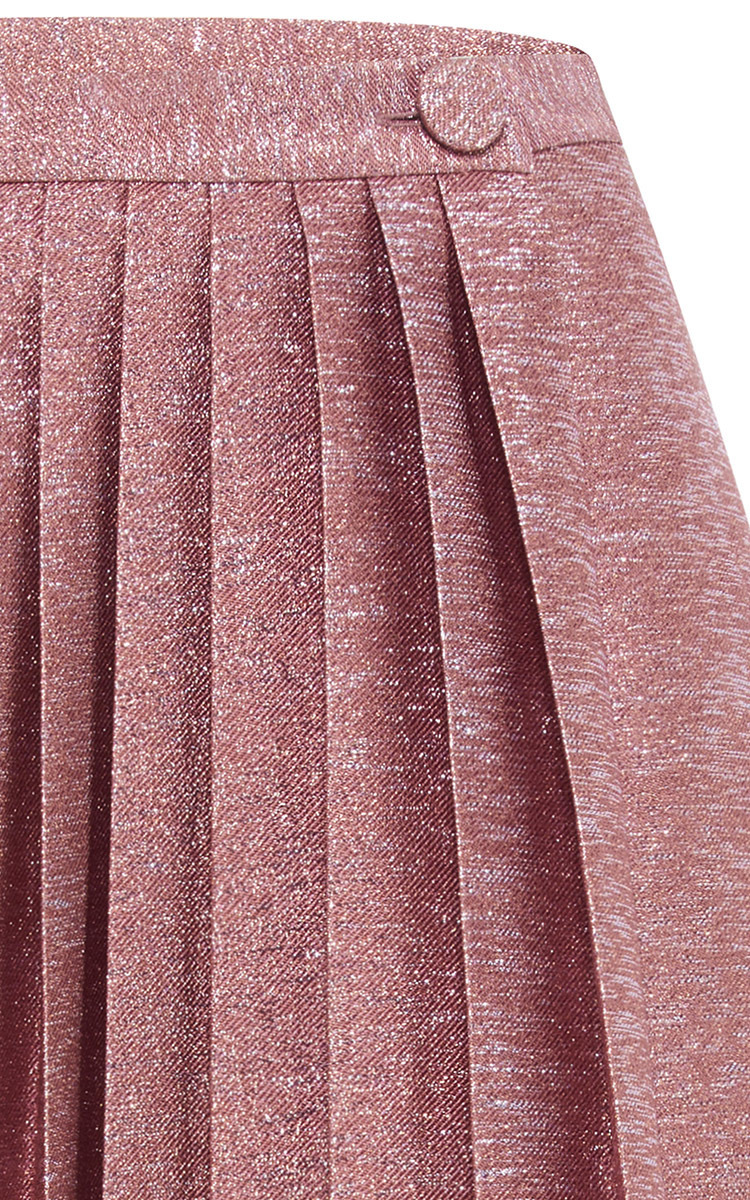 e70457ab1c Rossella JardiniWrap-Round Pleated Skirt. CLOSE. Loading. Loading. Loading