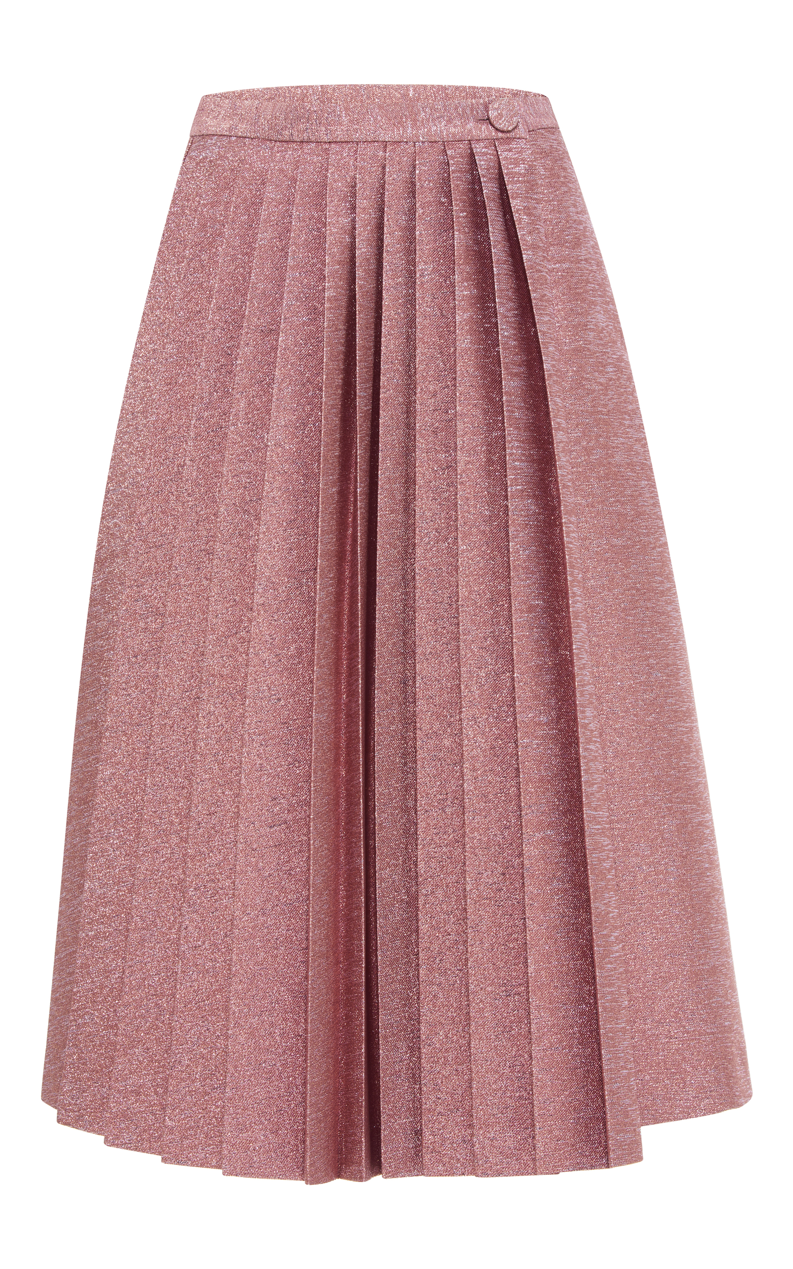 e418ba8158 Wrap-Round Pleated Skirt by Rossella Jardini | Moda Operandi
