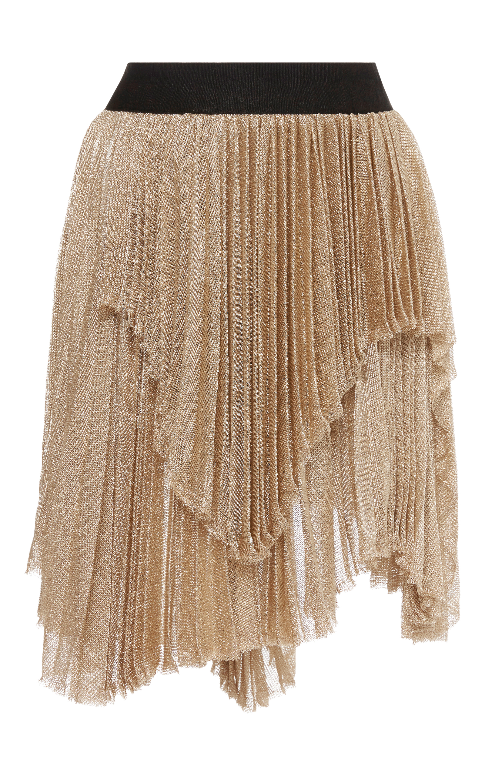 c225c6e9e Risha Pleated Mini Skirt by Maria Lucia Hohan | Moda Operandi