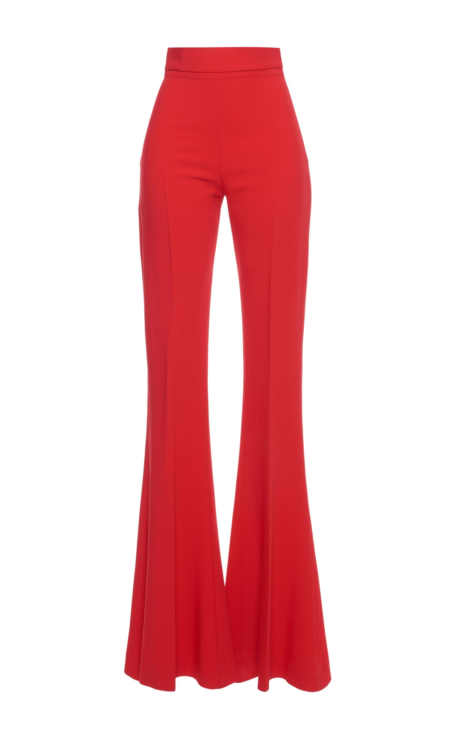 Antonio Berardi high waisted flared trousers Best Selling Cheap Sale Nicekicks 8pW6C7L