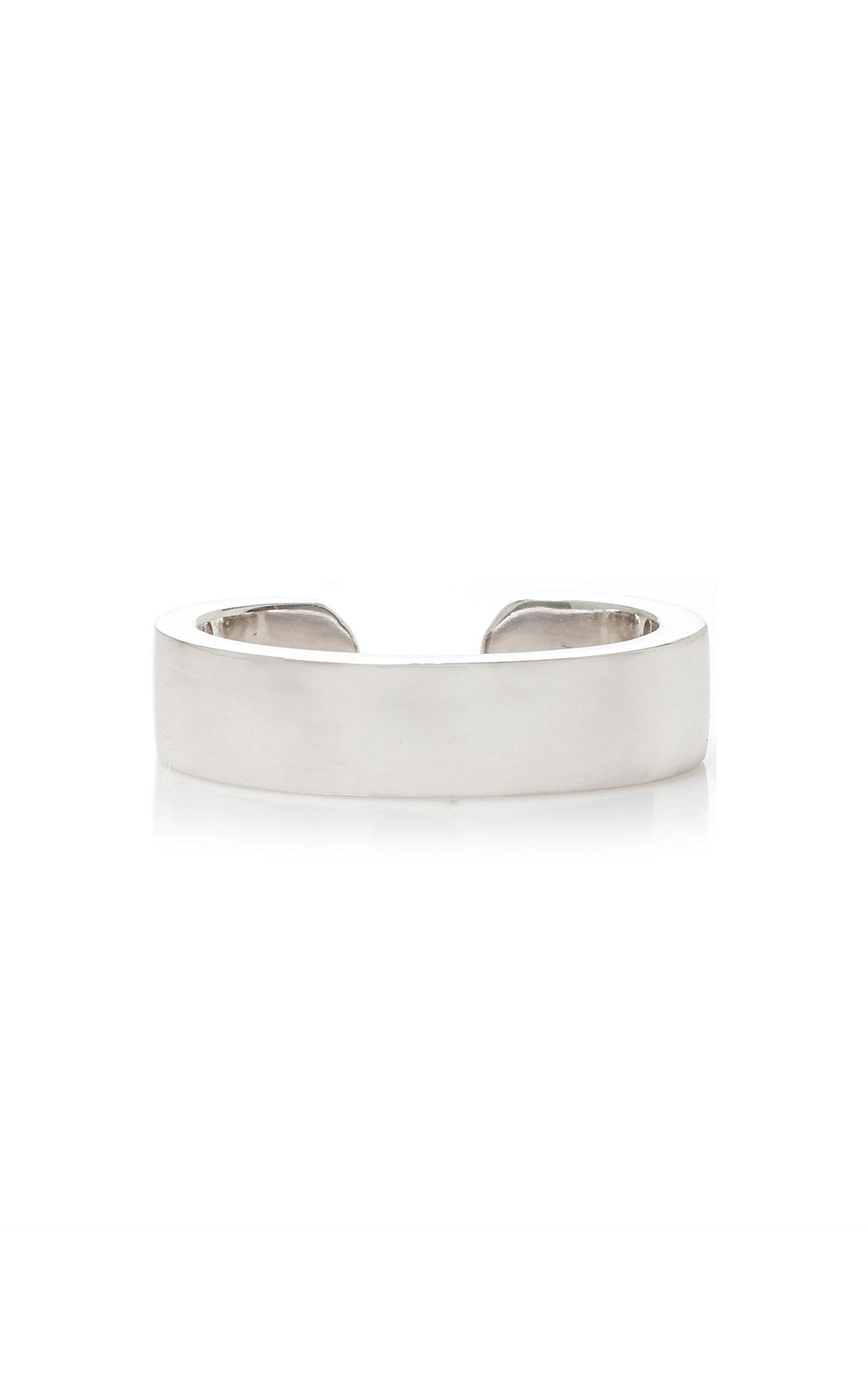 b7a6bd8ad Double Row Plain Ear Cuff by Anita Ko | Moda Operandi