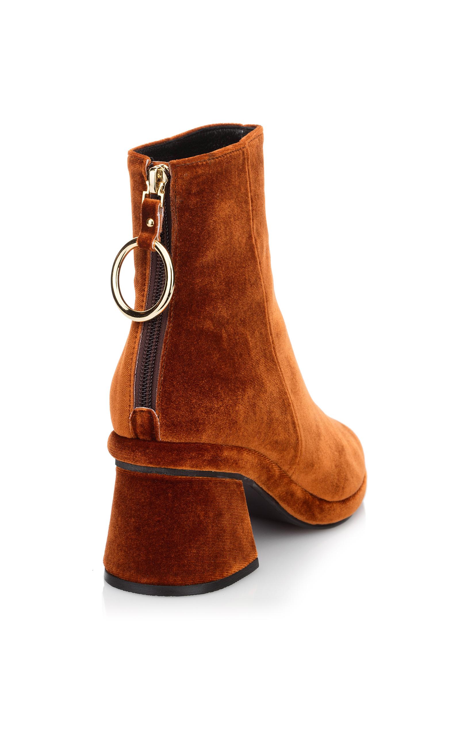 ring slim ankle boot by reike nen moda operandi