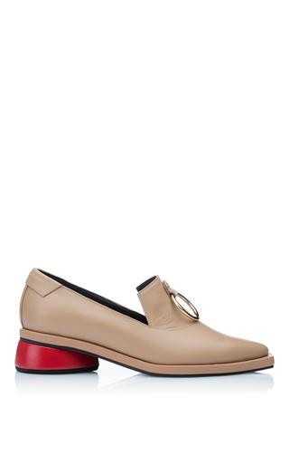 Medium reike nen brown ring square loafer 2