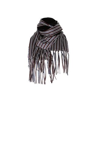 Medium dorothee schumacher stripe soft and stripe scarf