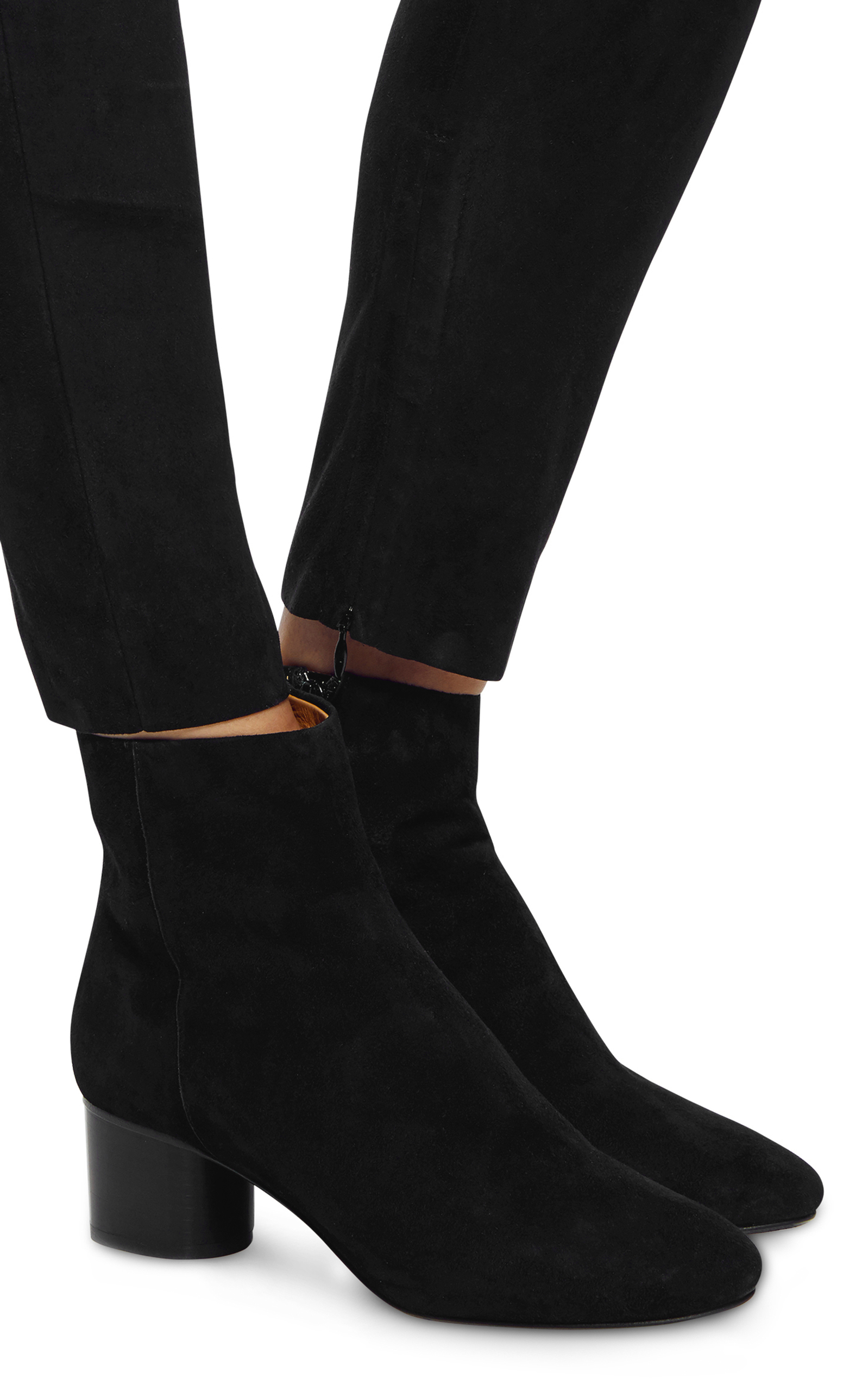 Black Suede Danay Boots Isabel Marant gSJVHFVi8q