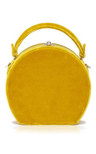 Medium bertoni yellow velvet regular bertoncina
