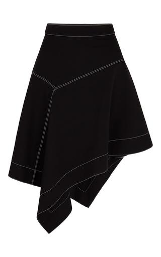 Medium paper london black mercredi stitch skirt