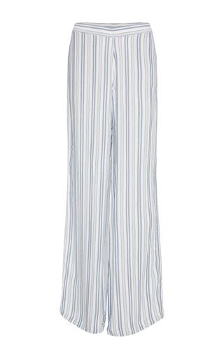 Medium onia stripe mila wide leg pants