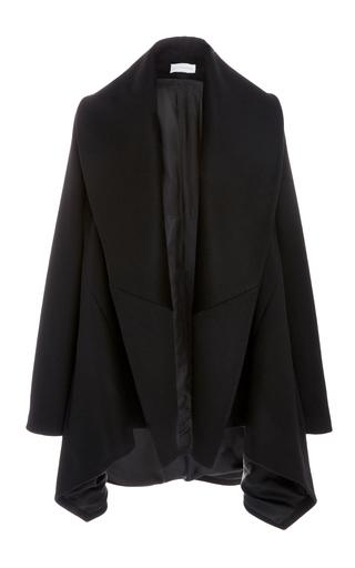 Medium nellie partow black jacob coat