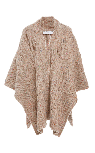 Medium nellie partow multi mark poncho