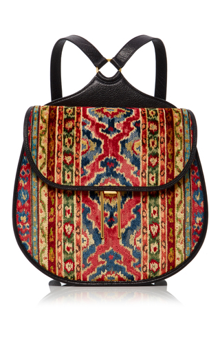 Medium hayward multi brocade vallens backpack