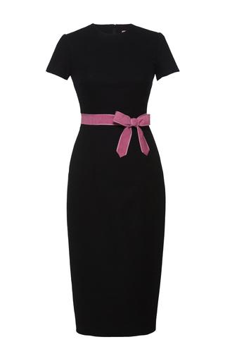 Medium lena hoschek black manhattan sheath dress